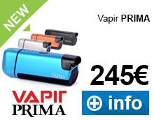 Acheter le vaporisateur Prima de la marque Vapir