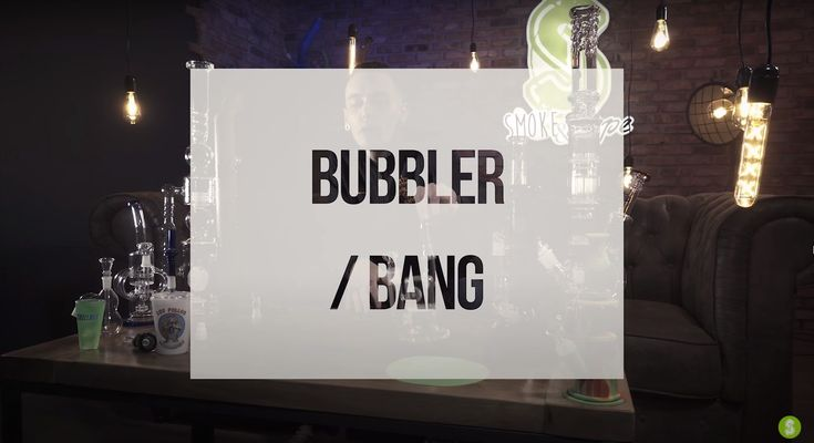 différences entre bubbler et bang