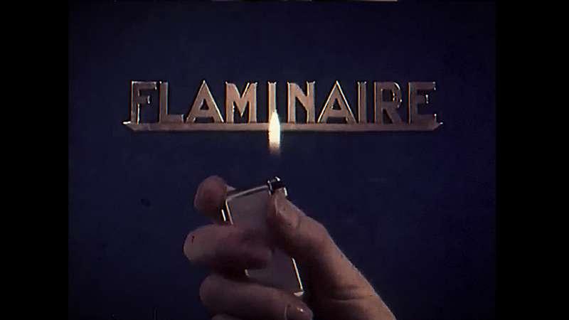 briquet flaminaire