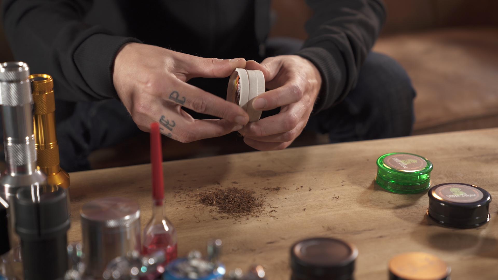 grinder 2 parties