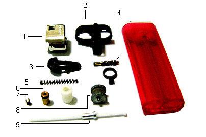 Mini moto avec 2 briquets - Comment recharger un briquet ...